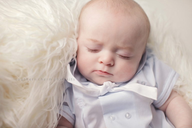 3 Months Sweeter- LaFollette, TN Baby Photographer - Southern Charm