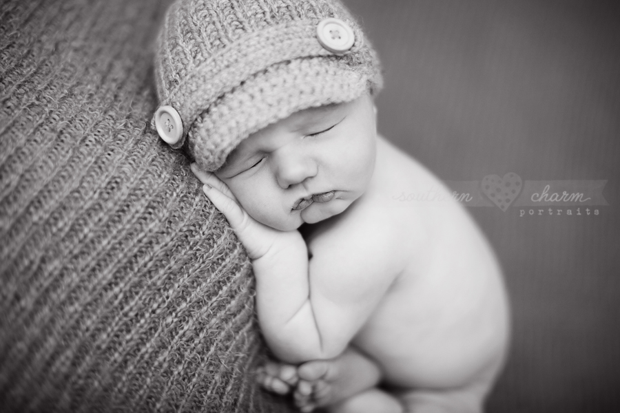 ty s newborn session newborn photography in knoxville