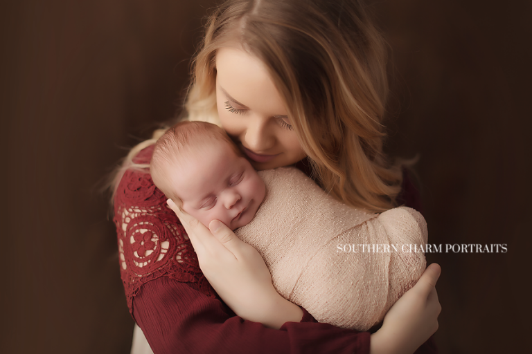 Knoxville newborn photography