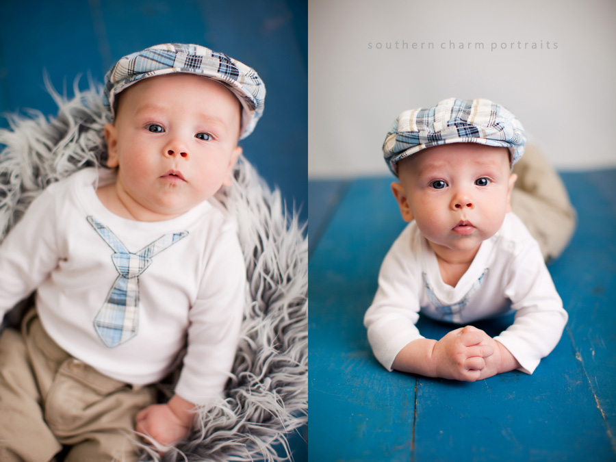 Harper 9 Months - East TN Baby Photographer - Southern